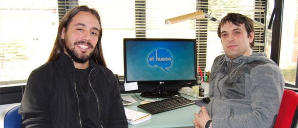 Daniel Hernández y Jaime Díez
