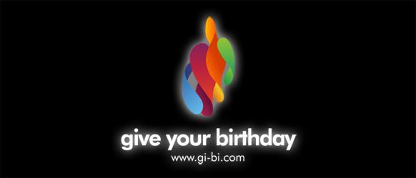 Logotipo de la página web de Gibi