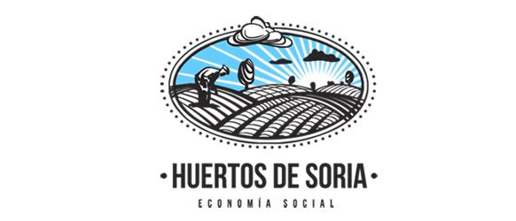 Logo Huertos de Soria